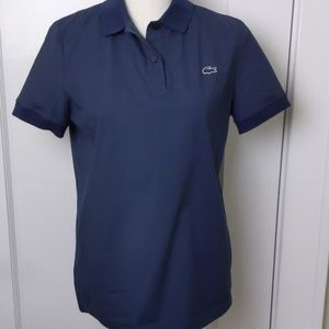 NWOT Lacost women's golf shirt Size XS/S